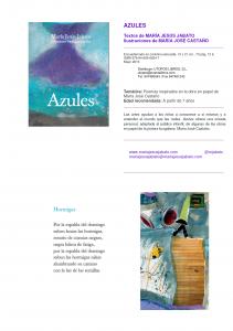 Ficha Azules con distribuidor