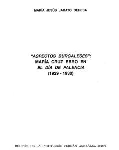 Aspectos burgaleses MCEbro 1