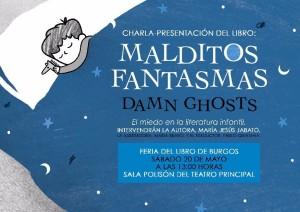 Cartel presentación Feria del Libro