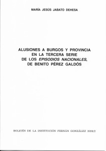 Alusiones a Burgos...